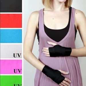 Trixy Xchange Stretchy Costume Gloves - 9 Colors!